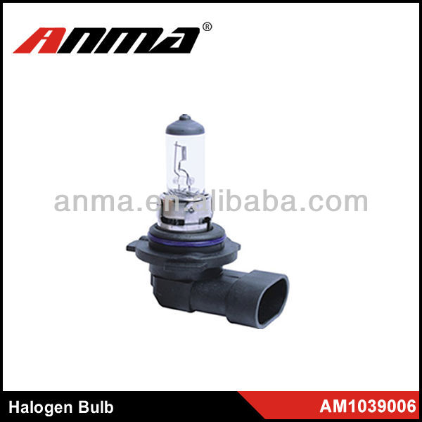 Auto super 6v 20w halogen bulbs