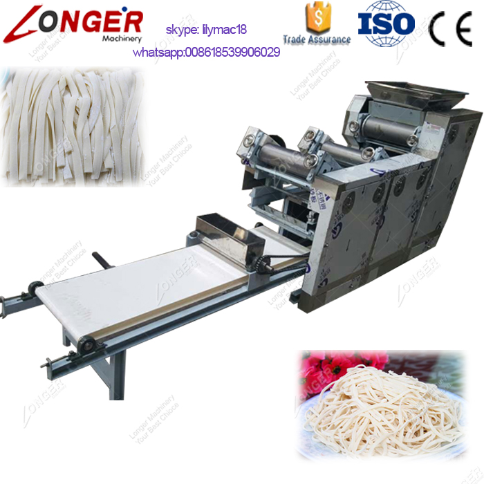 Gold Supplier Supply High Quality Fresh Rice Noodle Making Machine