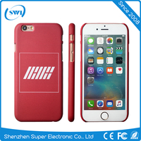 China Factory Mobile Cover 3D Sublimation Printing Phone PC Housing Case for iPhone 6 6S 4.7""
