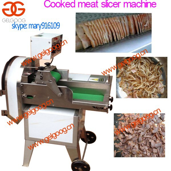 Hot sale cooked meat slicer machine|meat strip cutter machine