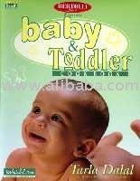 Baby and Toddler Cookbook by Tarla Dalal