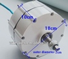 400w 12v/24v alternative energy generator/low rpm alternator