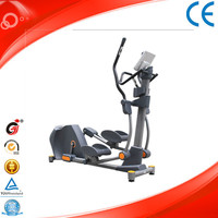 Jinggong JG-1217 commercial Exercise Bike/ elliptical trainer/ cross trainer for sale