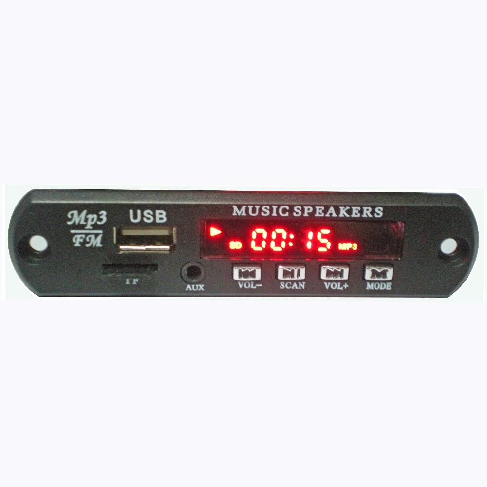 Wholesale Usb Mp3 Fm Circuit Online Buy Best Voice Recording Control Audiocircuit Diagram Home Theater Sd Aux Decoder Strongcircuit Strong Board Rds