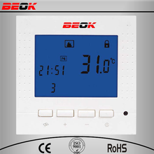 Room Heating Cooling Defferencial digital thermostat with CE