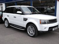 RANGE ROVER SPORT 3.0 SDV6 HSE Left Hand Drive & Right Hand Drive