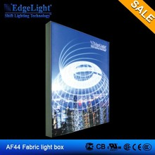 Edgelight Highest Quality standard size fabricled light shadow box computer shop website design