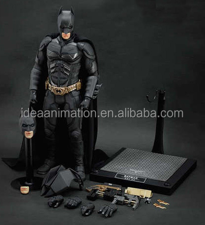 wholesale OEM custom made your own hot toys 1/6 scale action figures