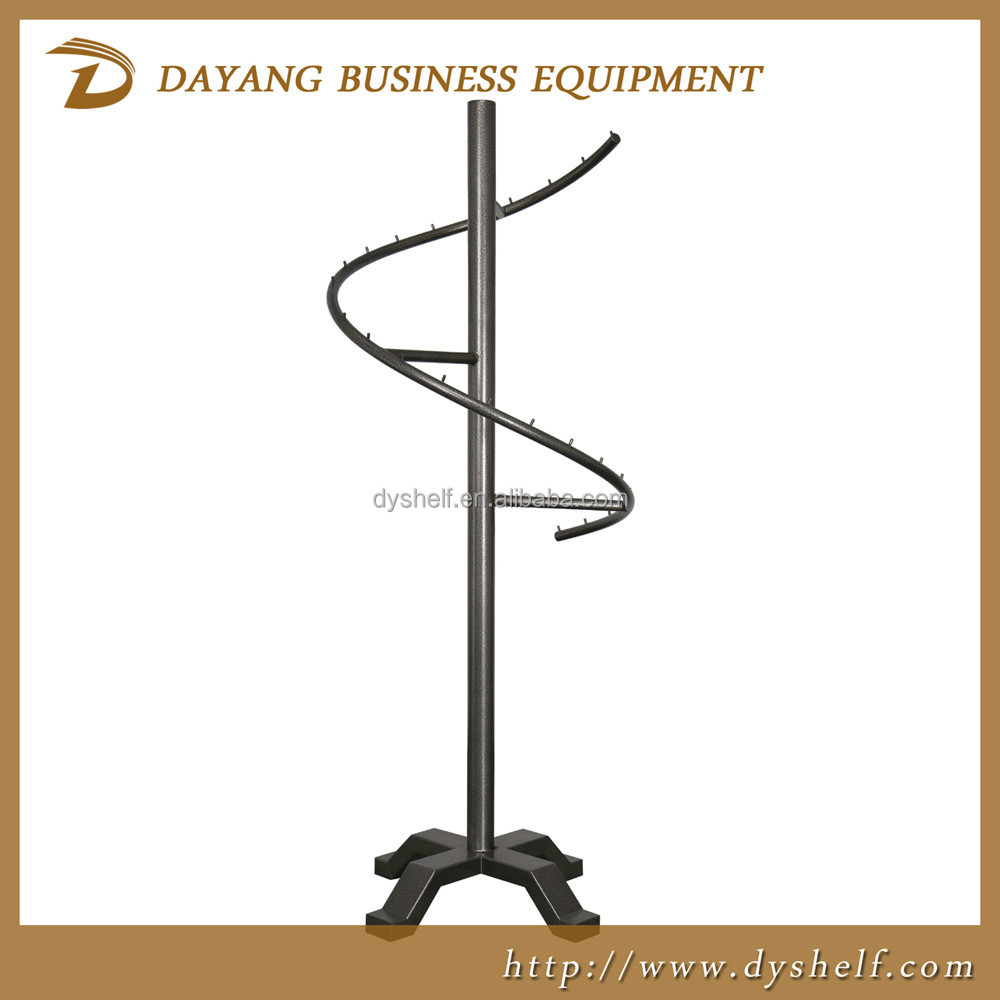 new design colthes display rack for garment store fixture
