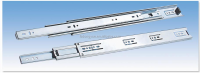 45mm full extension roller drawer slide