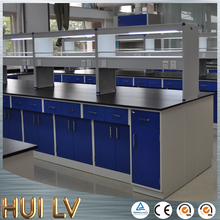 Acid / Alkali Resistance Wall Mounted Laboratory Bench