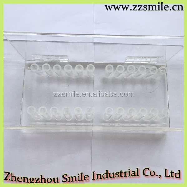 Dental Orthodontic Preformed Wire Place Bur Box