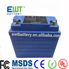 lithium iron phosphate battery pack 12v 100ah lifepo4 battery pack