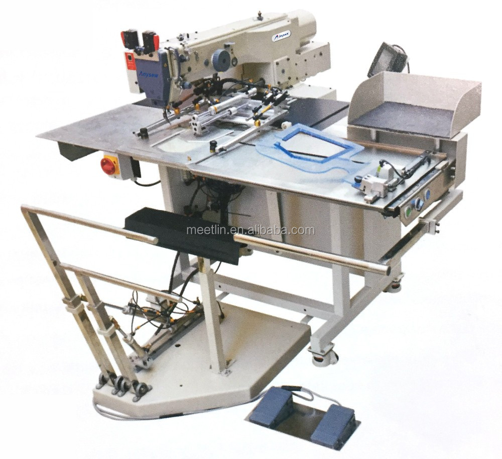 automatic pocket machine