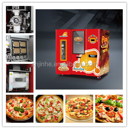 automatic pizza making machine