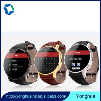 Support heart rate testing smart watch sim card