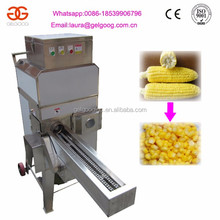Factory price Automatic sweet corn cutting cutter machine corn seed removing machine