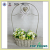 Factory direct sales hot sell shop metal floor display flower stand