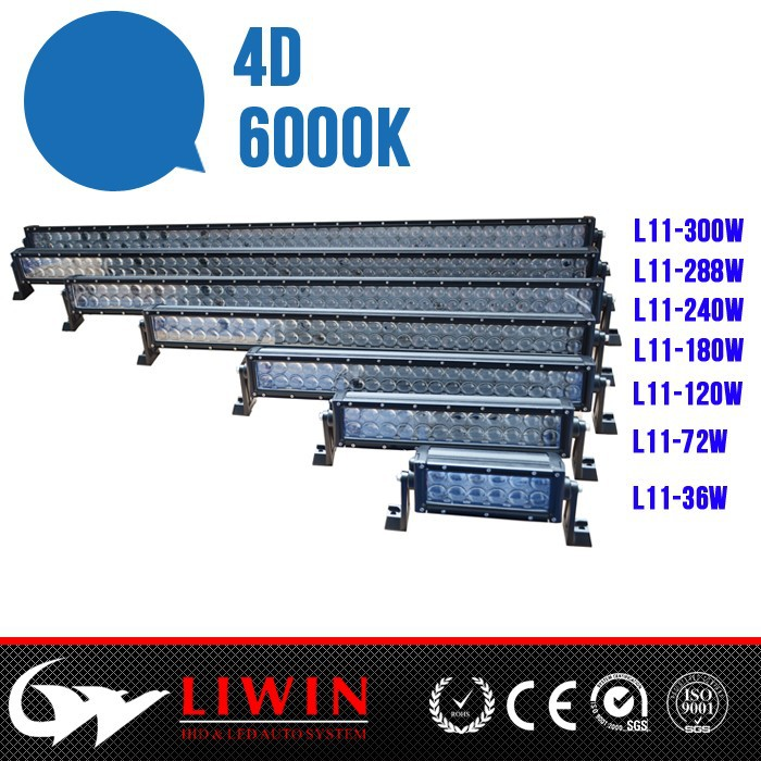 LW New arrival led rigid bar light 5730 led light bar 36w 72w,120w,180w 240w,288w,300w for UTV Offroad