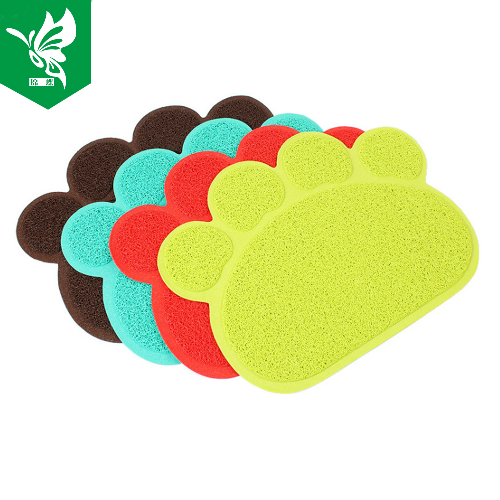 Non-Slip Absorbent Waterproof Dog Food Mat