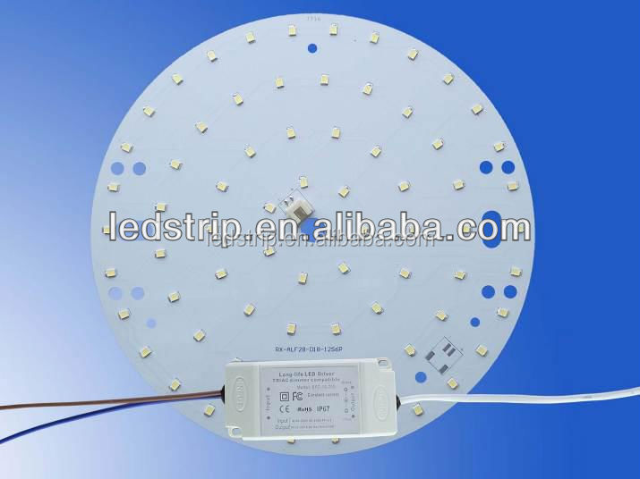 Available 16w 30w Diameter 180mm Round LED module