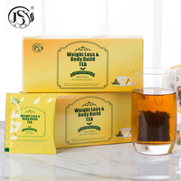 Wholesale private fat removable herbal weight loss tea