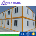 Customized Luxury 20ft Flat Pack Container House Sandwich Panel Container House