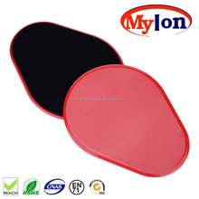 hot sell design Dual Sided Gliding Discs Core Sliders for Home Fitness Workout Abdominal & Full Body Exercises