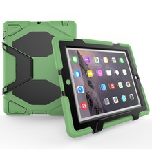 Hybrid Hard Case For Apple iPad 4 For iPad 3 Case Cover HX Case For iPad 2