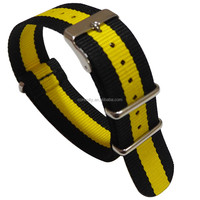 Hot Sale Tetoron Striped Line Wholesale 1 nylon strap
