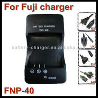 digital camera battery charger for Fujifilm NP-40 NP40