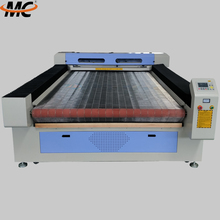 MC1630 Hot sale and good price rug shoes fabric laser cutting machine