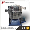 Hot sale tumbler sieve machine using in urea-formaldehyde molding powder