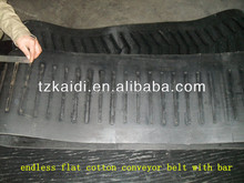 KAIDI TC-70 Endless Ribbed Flat Belt Used in agriculture