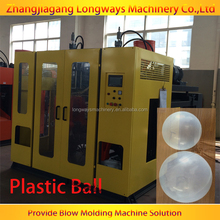 LDPE soft balloon blowing machine / ball blow moulding machine