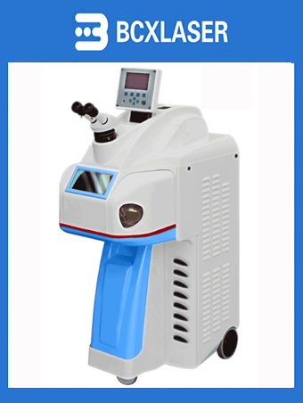 high pricision portable laser welding machine with stainless steel/metal