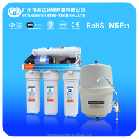 2015 new products alkaline water filter reserve osmosis water filter
