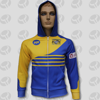 Men's custom design zipper hoody jackets/sweatshirts