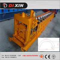 Use Arch Style Building Metal Cold Roof Roll Forming Machine