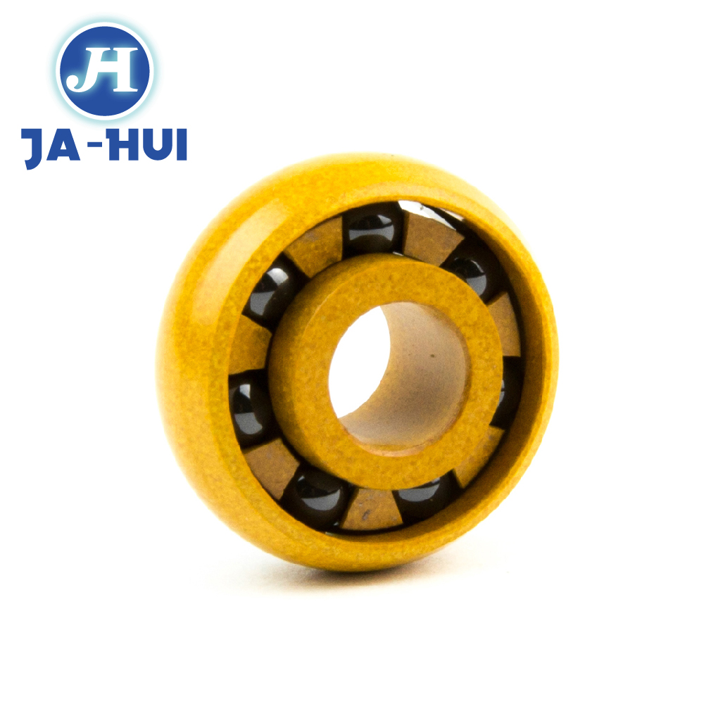 anti corrosion and fire proof PAI thrust bearing for semiconductor