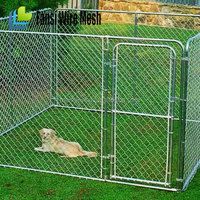 Heavy duty Dog Runs Kennel Custom Sizing Available Dog Kennels for sale
