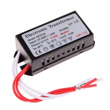 2017 Top Quality 105W AC110V to 12V Electronic Transformer Driver for LED Light Lamp Bulb