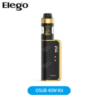 SMOK Pocket size Various colors e smart electronic cigarette 2ml OSUB 40W TC Starter Kit