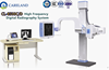 55KW Digital X ray Equipment with FPD