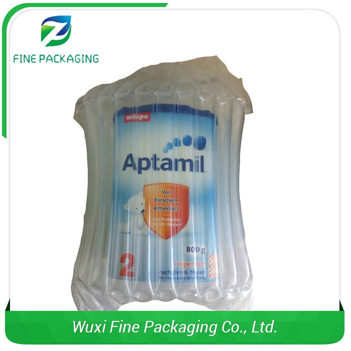 Air Filling Inflatable Plastic Packaging Bags