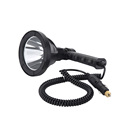 CREE T6 10W led coon hunting light guangzhou camping lighting long range with cigar lighter