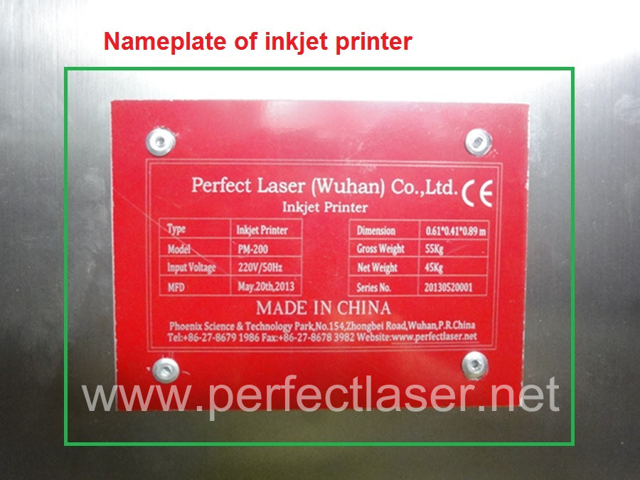 Perfect laser inkjet printer--Nameplate of inkjet printer_.jpg