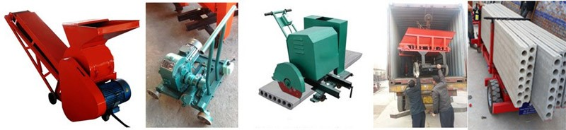 Precast Hollow core Slab Cutter machine, Concrete Wall panel cutting machine