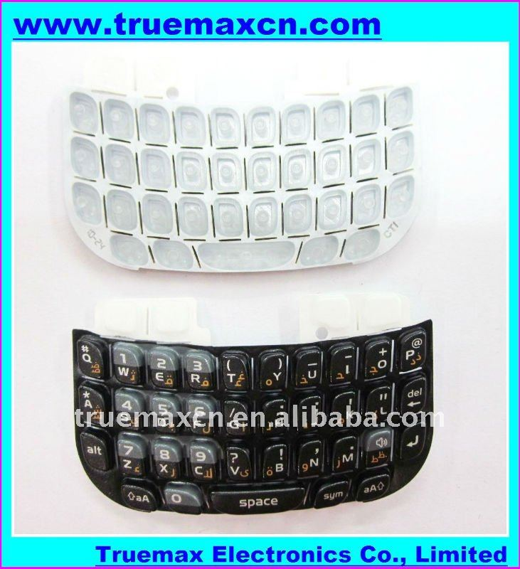 For Blackberry 8520 Original Key Board