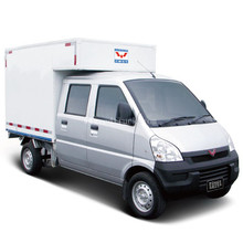 China 1 Ton Gasoline Double Cab Mini Truck For Sale